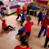 Creative Child dance and movement